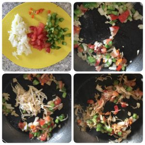 Vermicelli Omelet