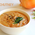 onion chutney recipe, vengaya chutney recipe, chutney
