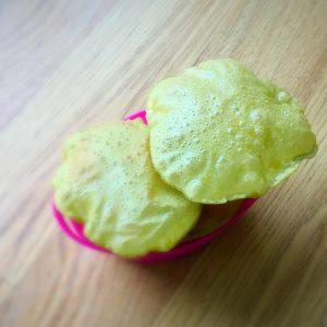 peas poori