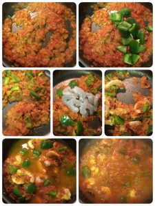 capsicum shrimp