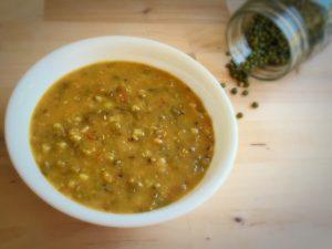 green gram dal curry, curry, pesara pappu