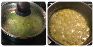 peas curry