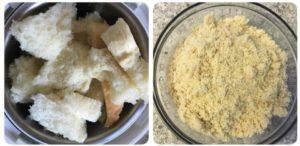 Bread kuzhi paniyaram