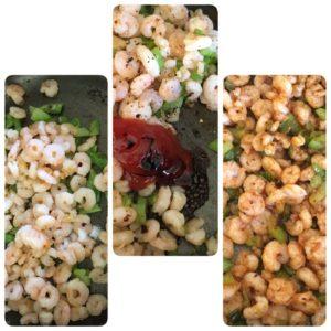 garlic shrimp noodles recipe