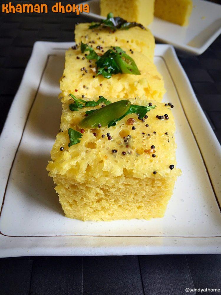 Khaman dhokla recipe how to make khaman dhokla instant khaman khaman dhoklainstant dhokla recipegujarati dhokla recipeinstant gujarati dhokla recipe forumfinder Images