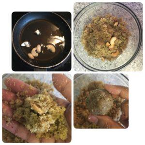 ladoo recipe