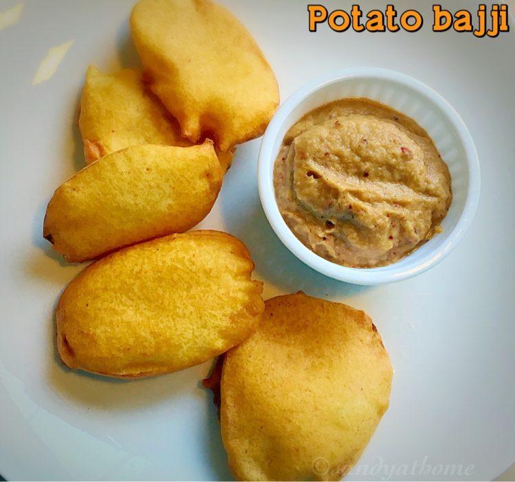 Potato bajji