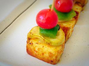paneer kebab recipe