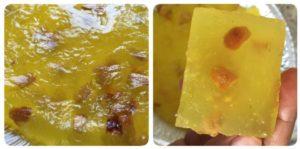 halwa,bombay halwa,bombay karachi halwa,corn flour halwa,instant halwa,sweets,north indian halwa,ghee sweets,festival sweets,