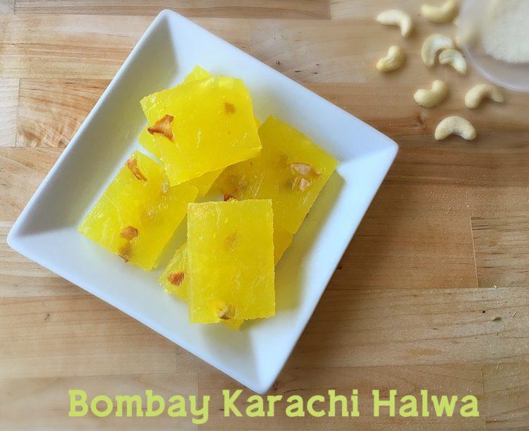 halwa,bombay halwa,bombay karachi halwa,corn flour halwa,corn flour,flour halwa,indian halwa,jelly halwa,cashew halwa,instant halwa,sweets,north indian halwa,ghee sweets,festival sweets,