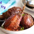 how to make gutti vankaya