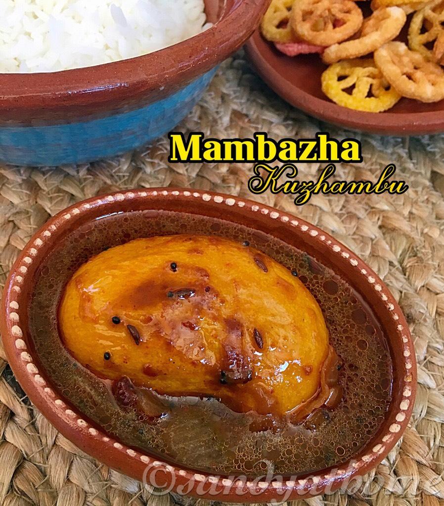 Mambazha kuzhambu