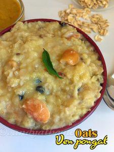 oats-pongal