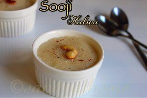 Sooji halwa, Instant halwa recipes | Sandhya's recipes