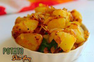 Potato podimas