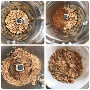 Peanut ladoo