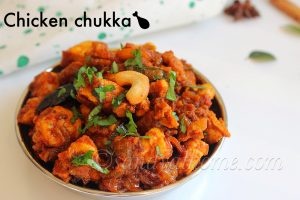 chicken chukka