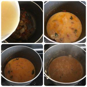 instant sambar