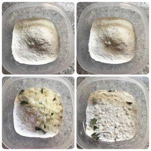 rice flour dosa