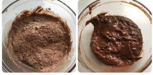eggless fudgy brownie