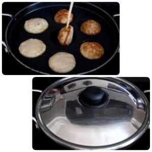 instant wheat flour appam