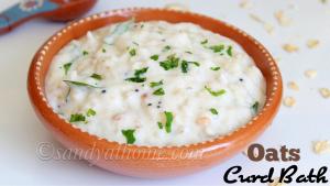 curd oats