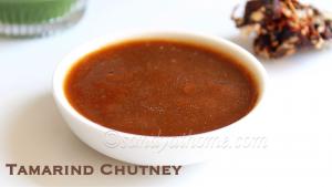 tamarind chutney