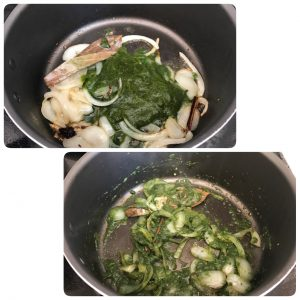 green egg biryani