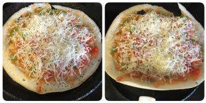 dosa pizza