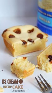 ice cream bread