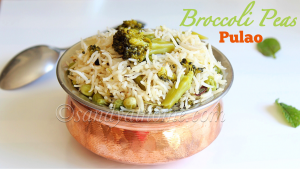 broccoli pulao