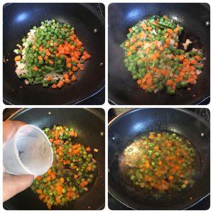 quinoa upma