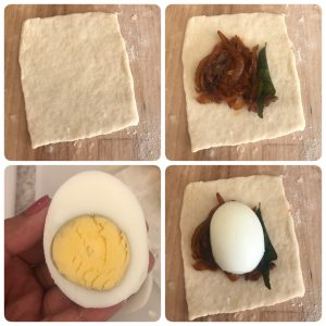 easy egg puffs