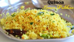 quinoa pulihora