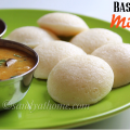 basmati rice mini idli