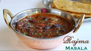 red kidney beans gravy