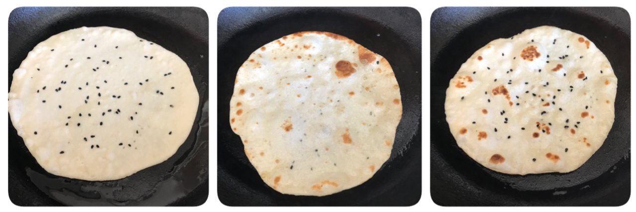 how to make kulcha at home without yeast