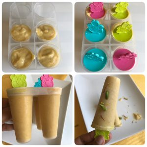 how to make mango kulfi