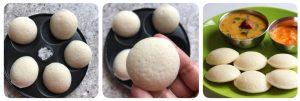 basmati rice mini idli