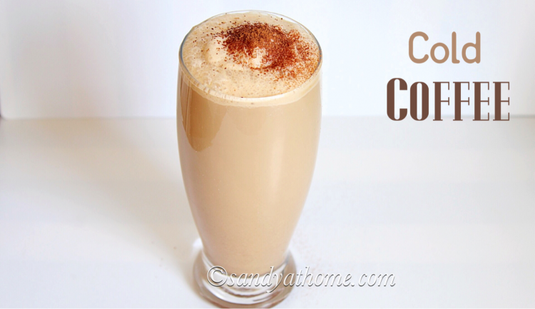 coffee milkshake recipe, cold coffee recipe