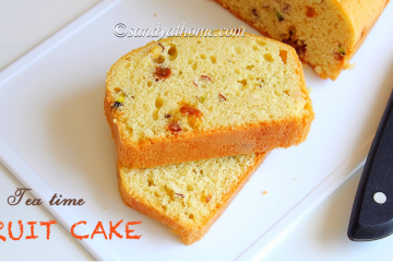 fruit cake recipe