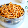 garlic karasev recipe, poondu karasev, diwali snacks