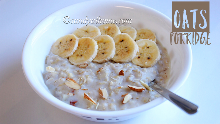 Oats Porridge Recipe Easy Oats Porridge Recipe Sandhya S Recipes