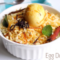 egg biryan recipe, egg dum biryani