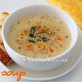 oats soup recipe, oats vegetable soup recipe