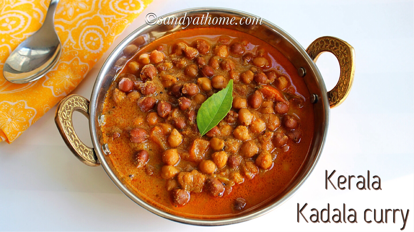 kerala kadala curry recipe, kadala curry for puttu and appam