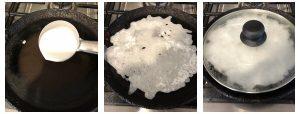 Cook neer dosa