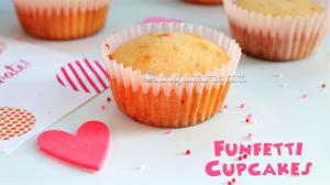 sprinkle cupcakes, cupcakes