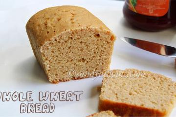 whole wheat bread recipe, bread recipe