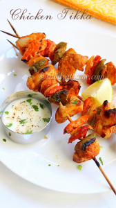 tikka recipe, chicken tikka recipe